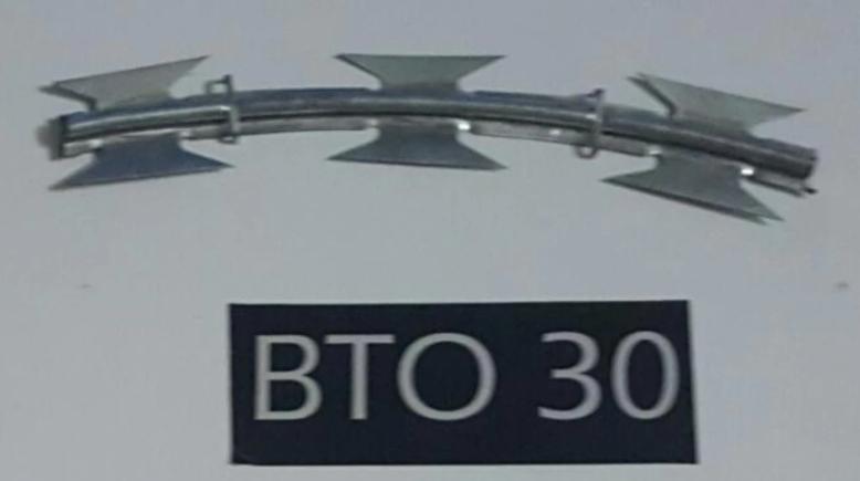 Kawat Berduri Silet BTO - 30