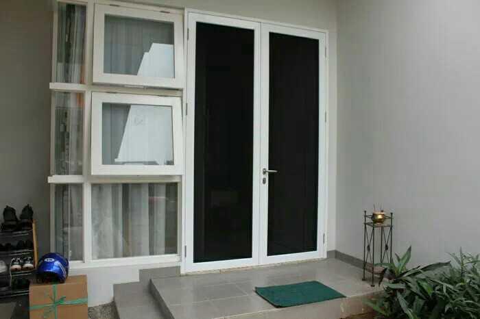 harga pintu kaca aluminium