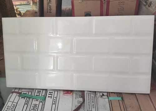 keramik bricky white