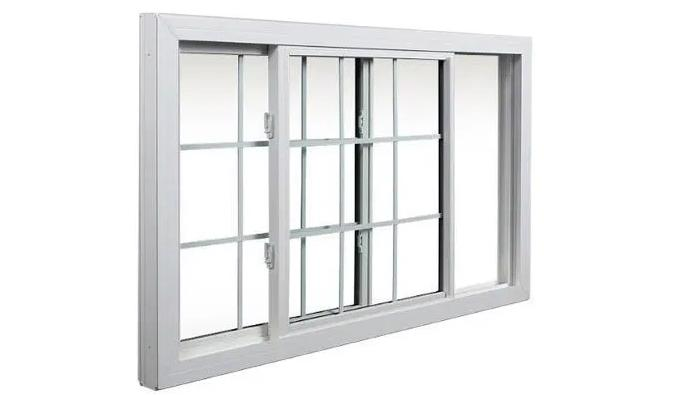 3 Pivoted Window