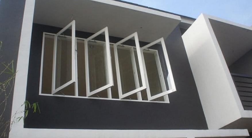 Jendela Aluminium Kamar Tidur