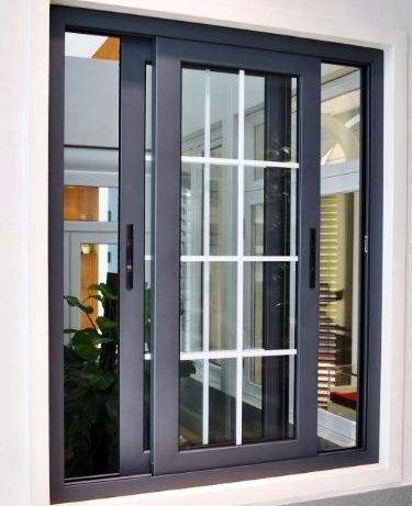 Jendela Aluminium Ruang Tamu