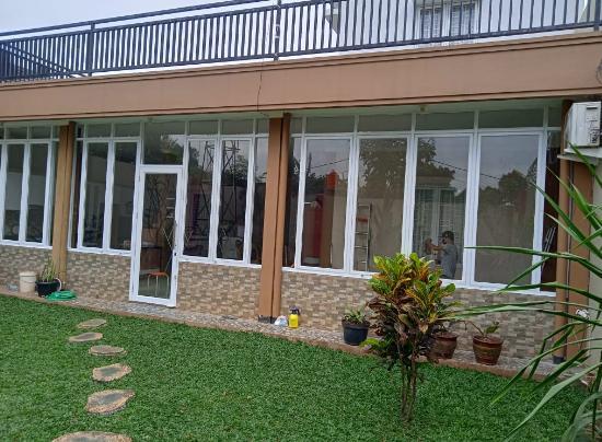 Jendela Aluminium untuk Rumah Tua