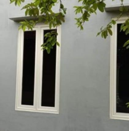 Rumah Dinding Jendela Aluminium